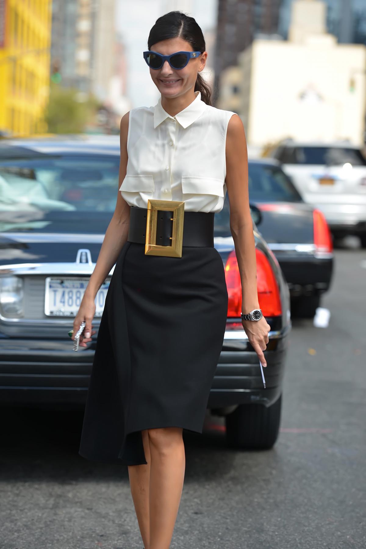 This Italian It Girl Is Your New Style Muse: Giovanna Battaglia